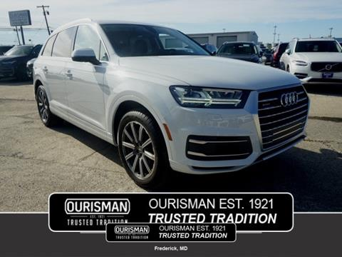 2019 Audi Q7 for sale in Frederick, MD