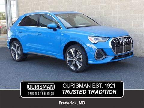 2019 Audi Q3 for sale in Frederick, MD
