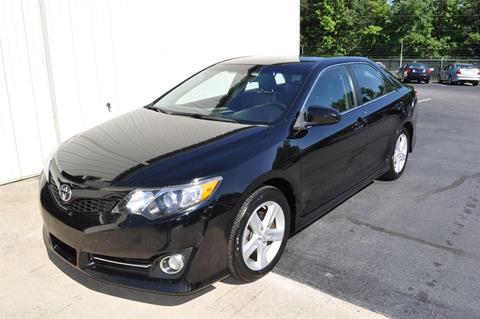 2013 Toyota Camry for sale in Fuquay Varina, NC