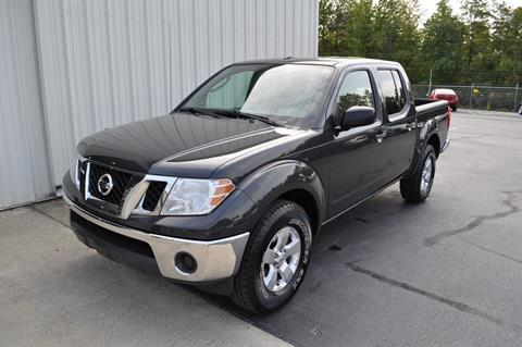 2011 Nissan Frontier for sale in Fuquay Varina, NC