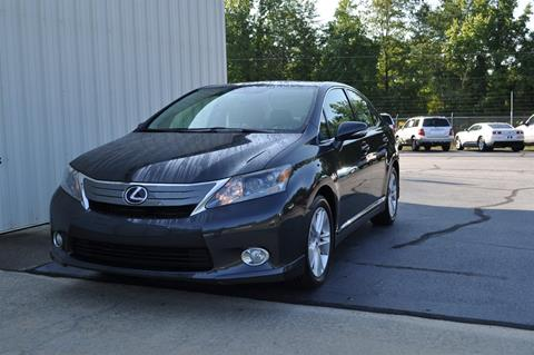 2011 Lexus HS 250h for sale in Fuquay Varina, NC