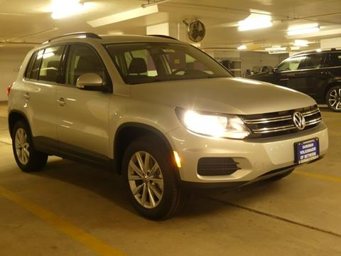 2018 Volkswagen Tiguan Limited for sale in Bethesda, MD