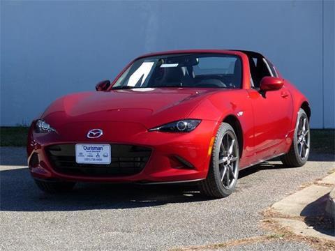 2017 Mazda Mx 5 Miata Rf For Sale Carsforsale Com