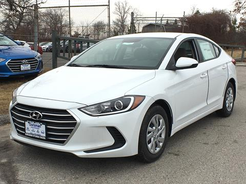 2018 Hyundai Elantra for sale in Laurel, MD