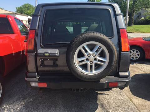 2004 Land Rover Discovery for sale in Wadsworth, OH