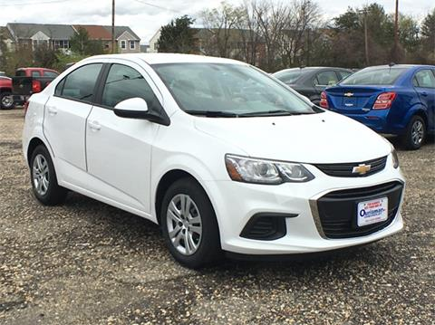 2018 Chevrolet Sonic for sale in Marlow Heights, MD