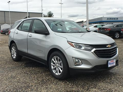 2018 Chevrolet Equinox for sale in Marlow Heights, MD