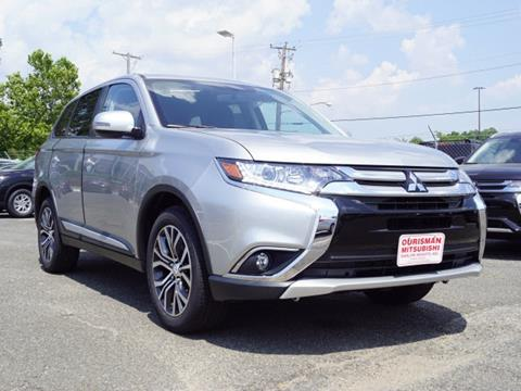 2018 Mitsubishi Outlander for sale in Marlow Heights, MD