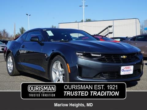 2019 Chevrolet Camaro for sale in Marlow Heights, MD