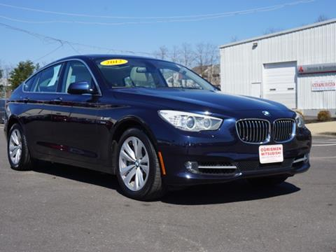 2012 BMW 5 Series for sale in Marlow Heights, MD
