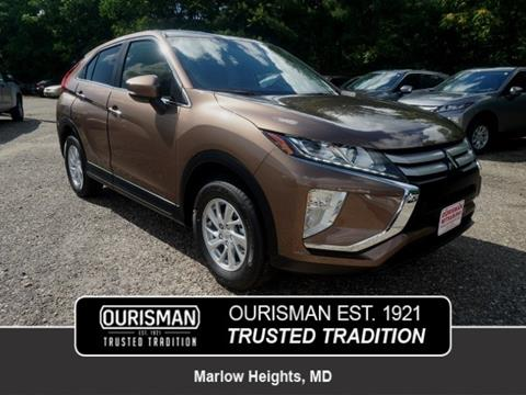 2019 Mitsubishi Eclipse Cross for sale in Marlow Heights, MD