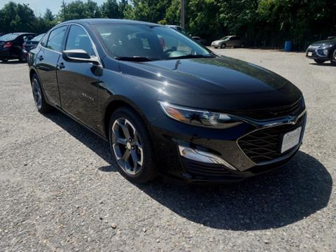 2019 Chevrolet Malibu for sale in Marlow Heights, MD