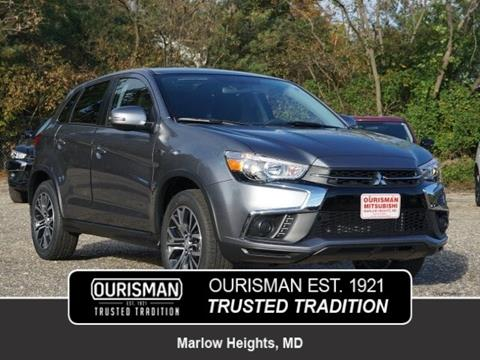 2019 Mitsubishi Outlander Sport for sale in Marlow Heights, MD