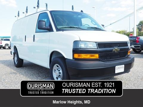 2019 Chevrolet Express Cargo for sale in Marlow Heights, MD