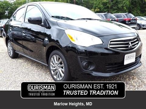 2019 Mitsubishi Mirage G4 for sale in Marlow Heights, MD