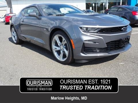 2020 Chevrolet Camaro for sale in Marlow Heights, MD