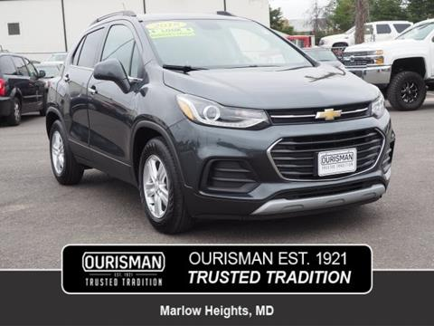2018 Chevrolet Trax for sale in Marlow Heights, MD