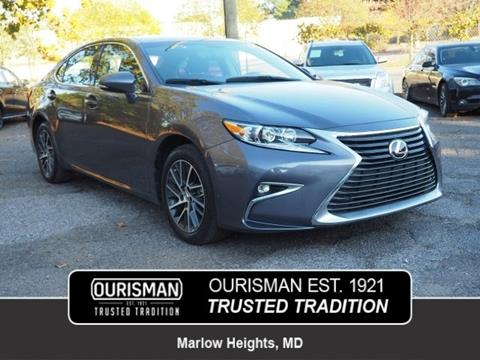 2016 Lexus ES 350 for sale in Marlow Heights, MD