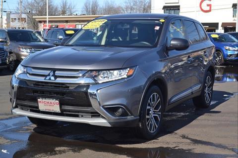 2018 Mitsubishi Outlander for sale in Danvers, MA