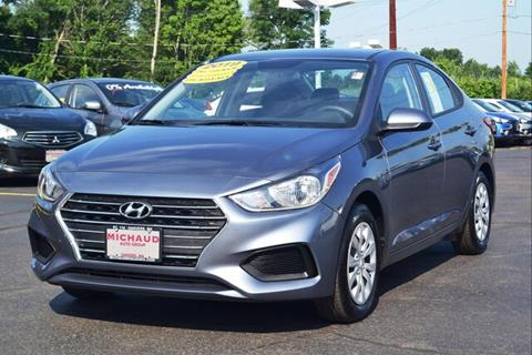 2019 Hyundai Accent for sale in Danvers, MA