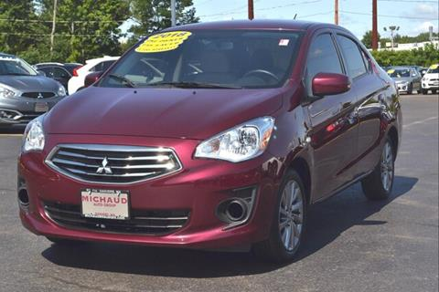 2018 Mitsubishi Mirage G4 for sale in Danvers, MA