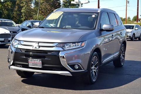 2016 Mitsubishi Outlander for sale in Danvers, MA