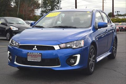 2017 Mitsubishi Lancer for sale in Danvers, MA