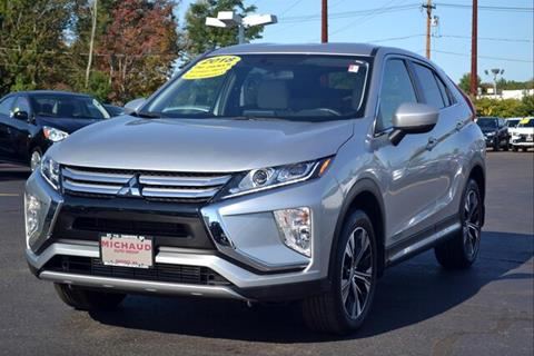 2018 Mitsubishi Eclipse Cross for sale in Danvers, MA