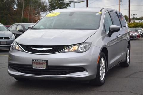 2017 Chrysler Pacifica for sale in Danvers, MA