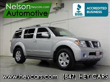 2007 Nissan Pathfinder for sale in Mount Prospect, IL