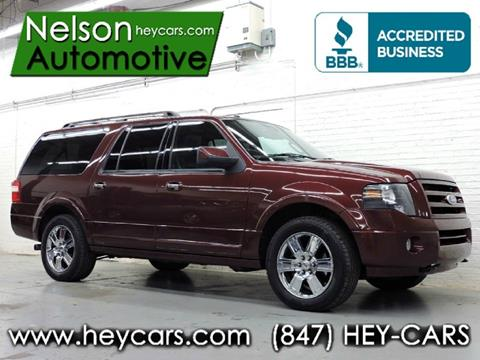 2010 Ford Expedition EL for sale in Mount Prospect, IL