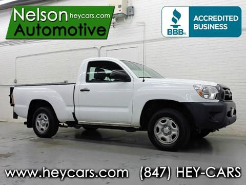 2013 Toyota Tacoma for sale in Mount Prospect, IL