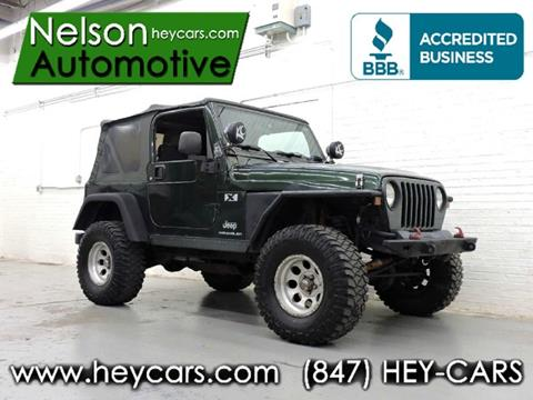 2005 Jeep Wrangler for sale in Mount Prospect, IL