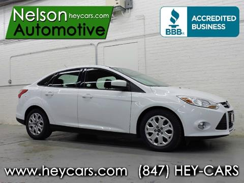 2012 Ford Focus for sale in Mount Prospect, IL