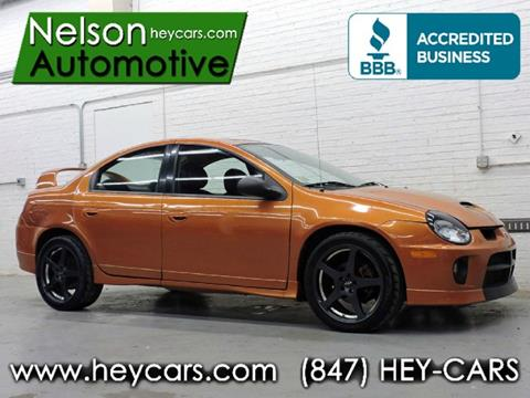 Dodge neon srt 4 for sale in illinois carsforsale 2005 dodge neon srt 4 for sale in mount prospect il sciox Choice Image