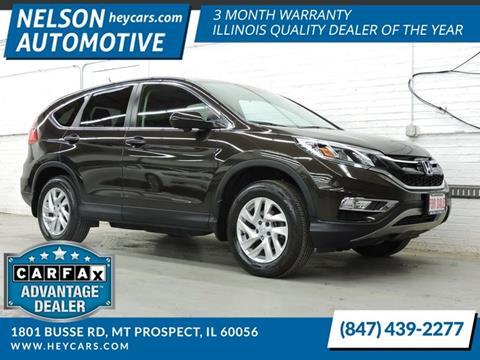 2016 Honda CR-V for sale in Mount Prospect, IL