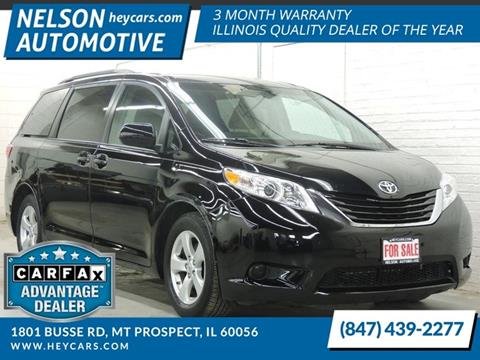 2015 Toyota Sienna for sale in Mount Prospect, IL
