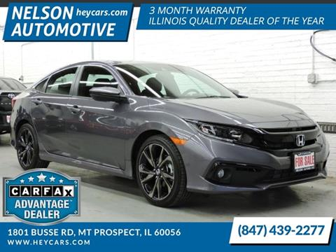 2019 Honda Civic for sale in Mount Prospect, IL