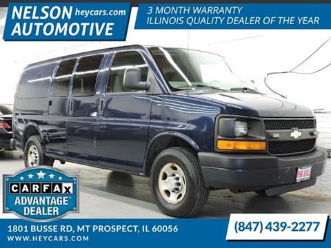 2008 Chevrolet Express Cargo for sale in Mount Prospect, IL