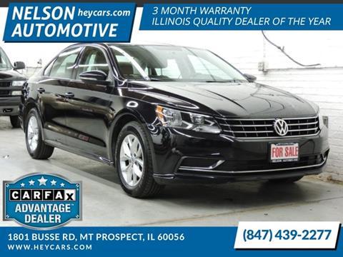 2018 Volkswagen Passat for sale in Mount Prospect, IL