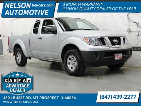 2017 Nissan Frontier for sale in Mount Prospect, IL