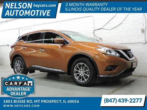 2016 Nissan Murano for sale in Mount Prospect, IL