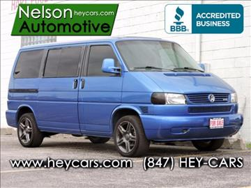2000 Volkswagen EuroVan for sale in Mount Prospect, IL