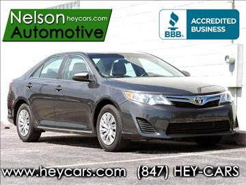 2013 Toyota Camry for sale in Mount Prospect, IL