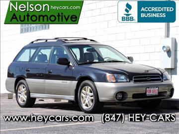 2001 Subaru Outback for sale in Mount Prospect, IL