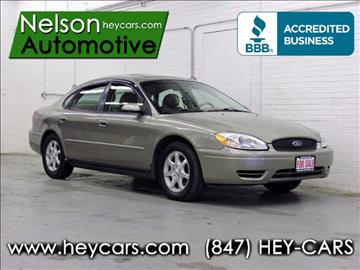2006 Ford Taurus for sale in Mount Prospect, IL