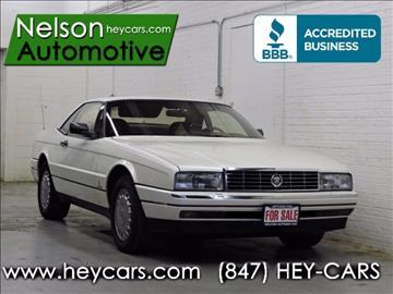 1988 Cadillac Allante for sale in Mount Prospect, IL