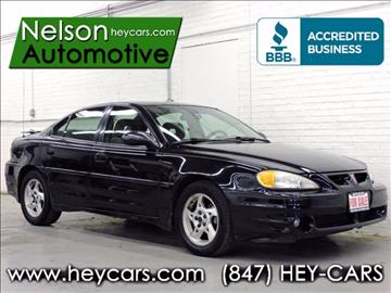 2004 Pontiac Grand Am for sale in Mount Prospect, IL