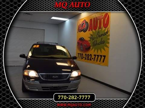 2003 Ford Windstar for sale in Alpharetta, GA
