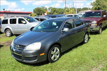 2008 Volkswagen Jetta for sale in Orlando, FL